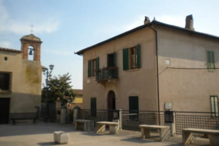 A little medieval country village - Magliano in Toscana (Grosseto)