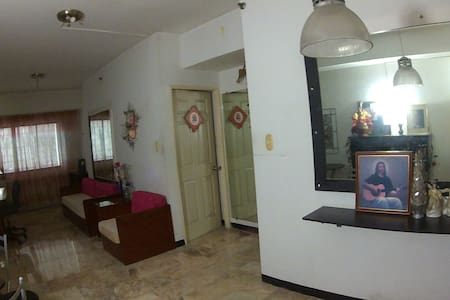Spacious Condo and Safe infront of of Ateneo Univ. - Quezon City - Apartment