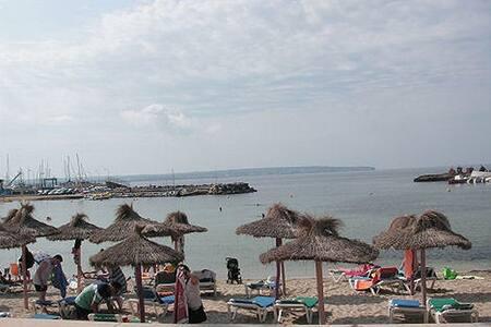 Jättefin lägenhet, utsikt o strand - Can Pastilla Palma de Mallorca - Apartment