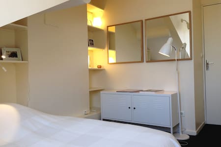 Chambre confortable à Reims - Reims - Bed & Breakfast