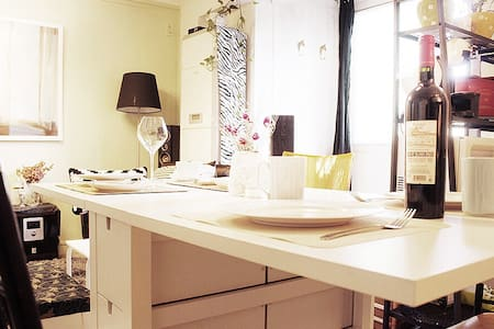 Private Room Best Location @Hongdae - Seoul - Apartment