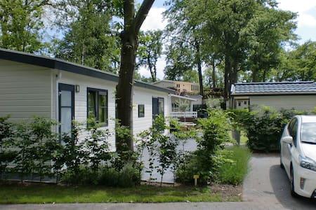 Lux. Chalet in Steenwijk/Giethoorn - STEENWIJK - Hytte (i sveitsisk stil)
