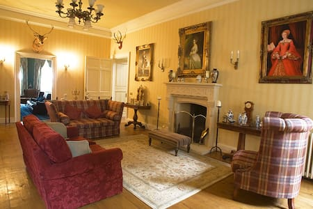 Durn House, Luxury Accommodation - Bed & Breakfast