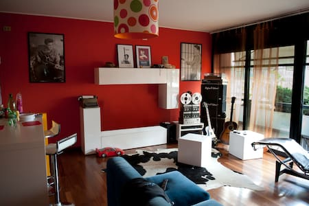 Beautiful apartment in Milano3 - Apartmen