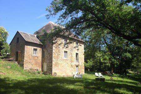 'Moulin du Reuil' Bourgogne, Morvan - Wikt i opierunek
