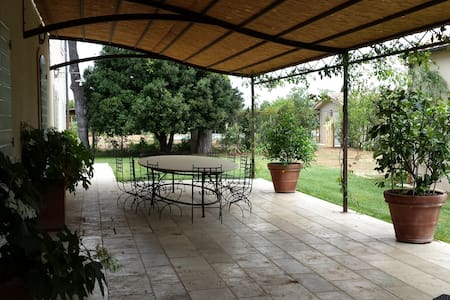 Vacation rental midst of vineyards - Bolgheri - Villa