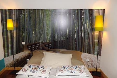 Pyrénées Chambre d'Hôtes Bambou - Arthez d'Asson - Bed & Breakfast