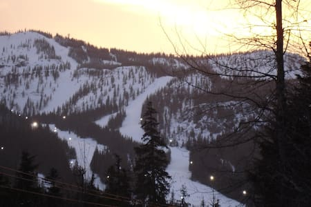 Walk to Slopes w/Views of Resort - Wohnung