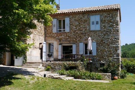 Dans un ancien Moulin en Provence - House