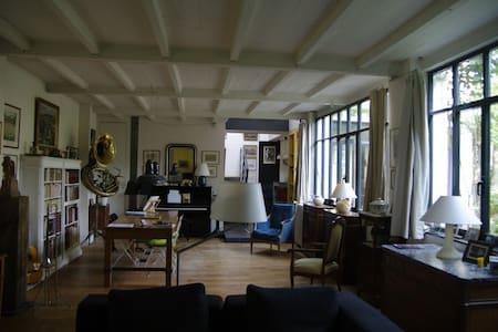 Chambre dans maison d'architecte  - Pantin - Maison