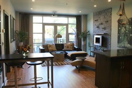 Gorgeous Luxury Loft Downtown - Loftlakás