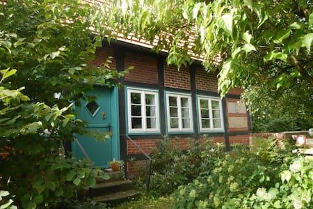 Romantische, alte Wassermühle - Talo