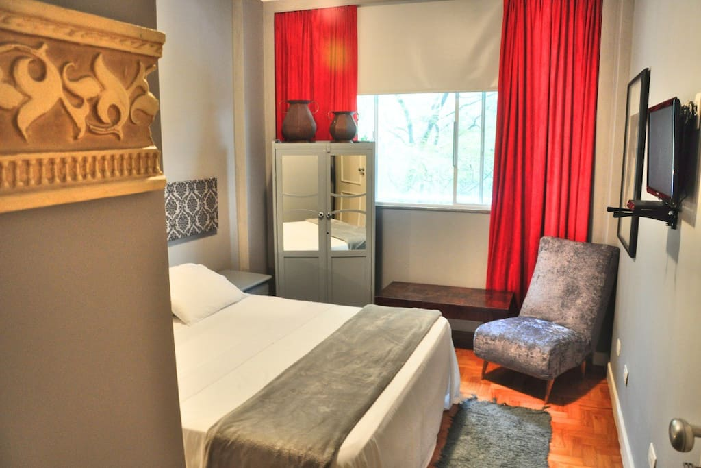 Quiet & Confortable Private Room with Double Bed