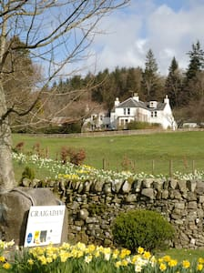 craigadam  C18th  country house - Castle Douglas - Bed & Breakfast
