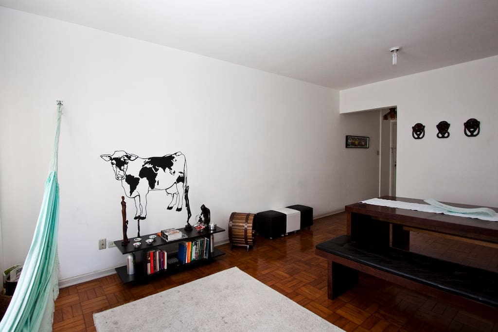 Bedroom Best Location - Paulista Av