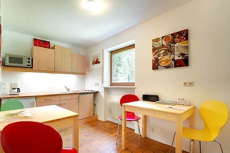 Nice room  for trade visitors  - Munich - House