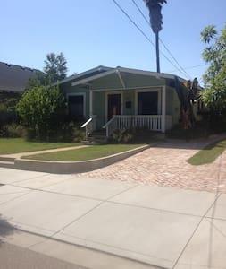 4-5 Person Home San Luis Obispo