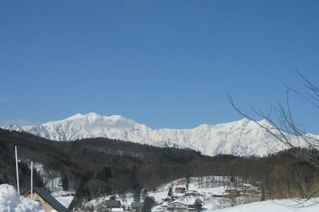 Home stay in Miasa, Omachi, Nagano - Omachi - House