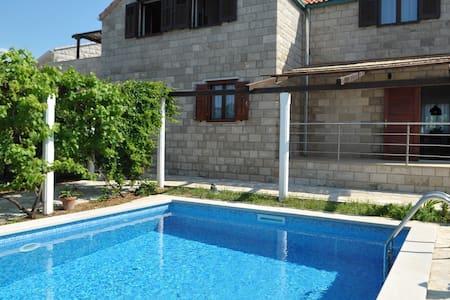 Villa Sofia with Pool Sauna Gym... - Povlja