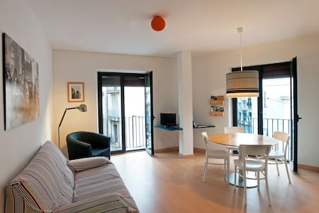 Cosy apartment / Downtown Figueres - Apartment