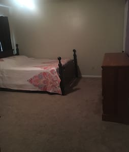 Large Bedroom from a Current Aggie. - College Station - Apartment