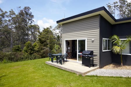 Two bedroom Modern House - Waipapa - Huis