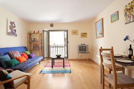 Cozy Apartment at the Born  Area.
