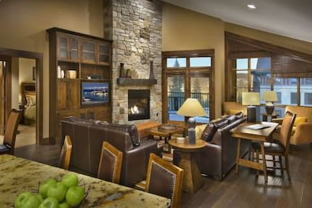NorthStar Resort: 2Bdrm, 2Bath, Full Kitchen - Truckee
