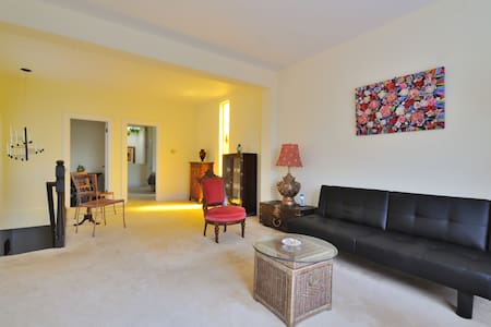 Room type: Entire home/apt Property type: House Accommodates: 5 Bedrooms: 2 Bathrooms: 2