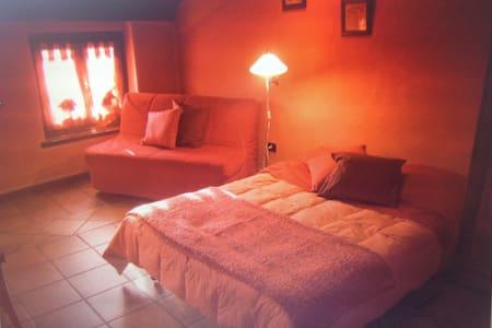MANSARDINA 2 km da Peschiera d/G - Verona - Apartment