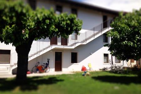 casa romea 2 - oasi tranquilla - Moimacco - Apartment