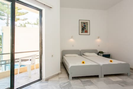Akasti, the daughter of the Ocean - Chania - Bed & Breakfast