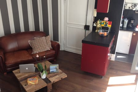 Cosy flat in the center of Paris