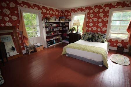 Amelia's Room at the Curtis House - Ashfield - Bed & Breakfast