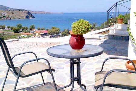 Private Upper Villa on Greek Island - Villa