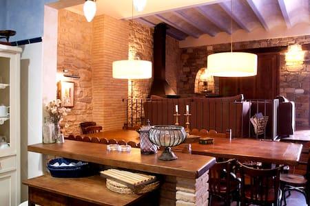 Cal Bovera. Casa rural con encanto - Guimerà - House