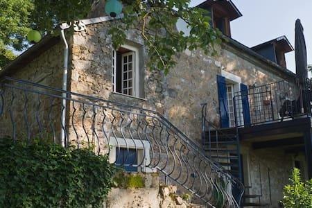 Gîte Romantique - Le Petit Morvan - Villapourçon - Chalet
