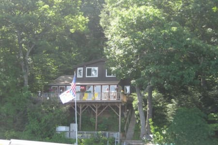 Lake Front Cottage Leadmine - Sturbridge - Cabin