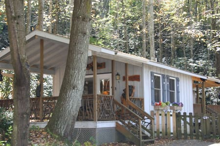 Babbling Brook Cottage - Cabana