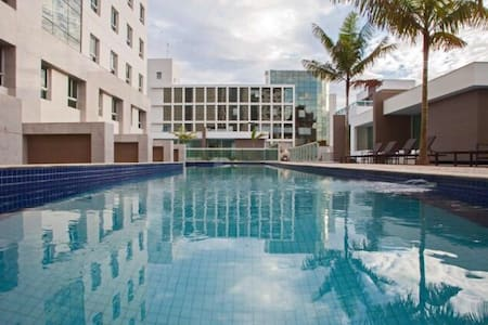 Flat Hotel Blue Tree Jade, Luxo! - Leilighet