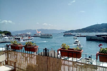 Portovenere - Terrace with a view - Apartment
