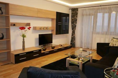 Cazare Brasov ISARAN / superb flat - Brașov - Daire