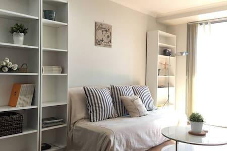 free WiFi 2BD modern apartment - St Leonards/crows nest