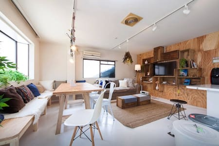 NEW OPEN!Osaka Kita area3-B! - Apartament