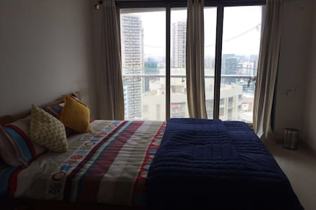 Private room with a butler! - Mumbai - Bed & Breakfast