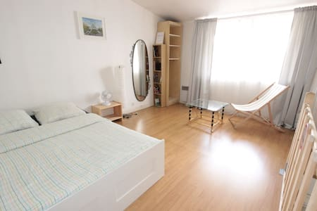 DUPLEX 14 minutes CITE DES SCIENCES - Appartement