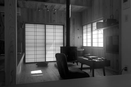 renovated, stylish house. - Hatsukaichi - 独立屋
