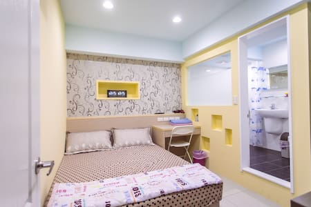 Luxurious room in Zhongshan - Rumah