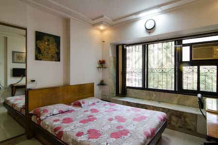 Homely room. - Mumbai - Appartement