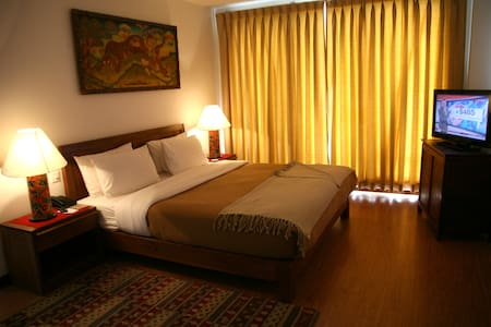 KHANG RESIDENCY: SUITE - Thimphu - Appartement